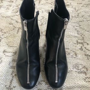&Other Stories zip up boot size 6.5 eur 36